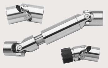 KTR Precision joints (G/H/GD/HD/GA/HA/GR/HR/X/XD/M)